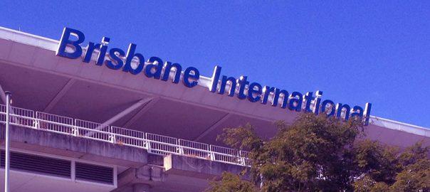 فرودگاه بین المللی بریزبن