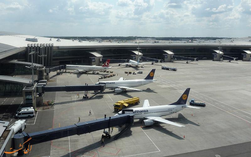 اطلاعا فرودگاه بین المللی ونوکووا