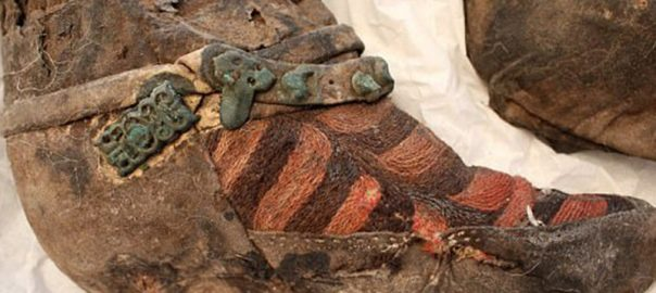 مومیایی 1500 ساله