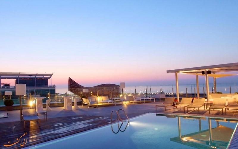 هتل پولمن بارسلونا