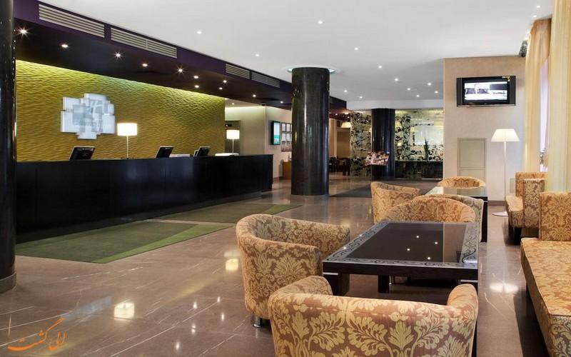 هتل هالیدی این سوسچوسکای مسکو