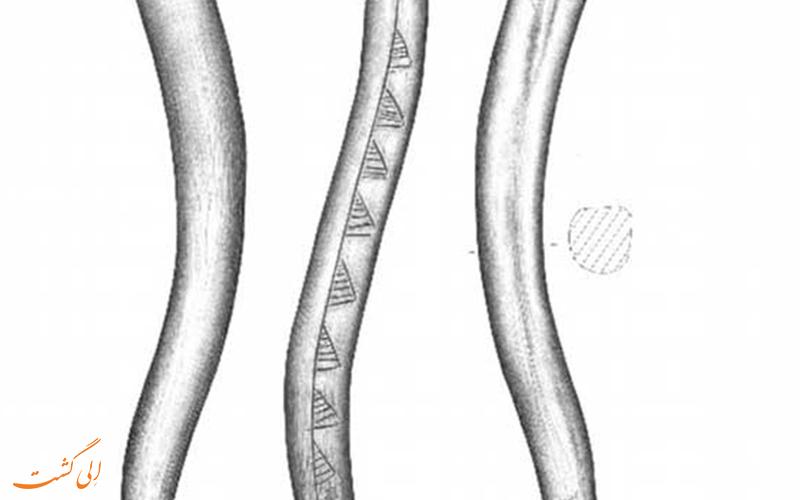 طراحی این شاخ گوزن