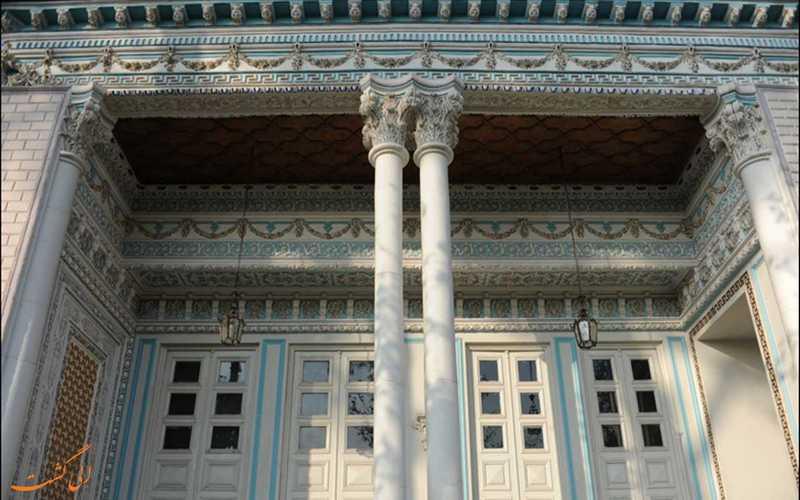 بنای موزه ثبت احوال