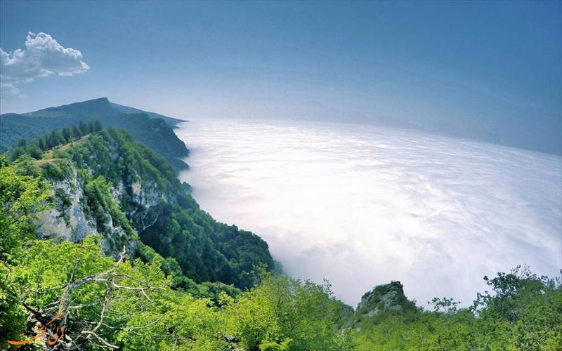 طبیعت زیبای روستای درازنو