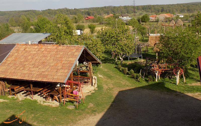 روستای ایبتال (