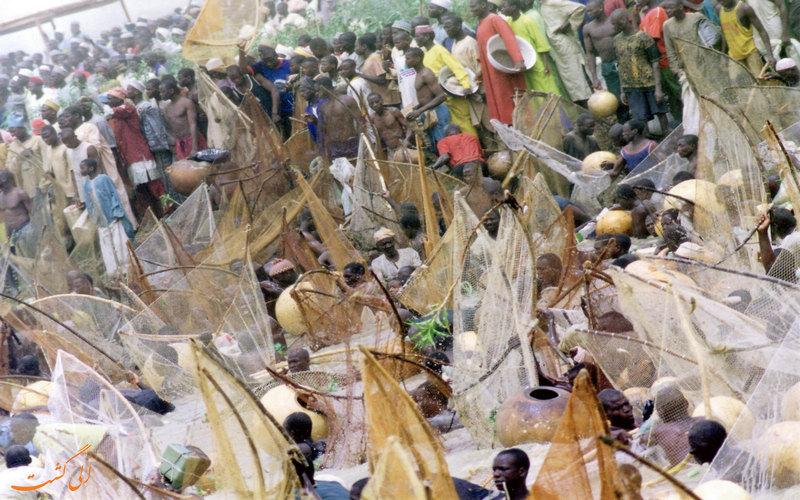 ماهیگیران جشنواره