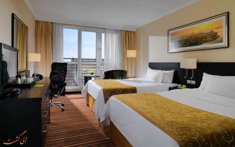 هتل کارتیارد پوشکین سنت پیترزبورگ