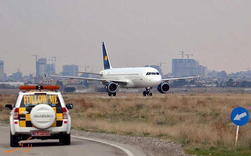 اطلاعات فرودگاه بجنورد