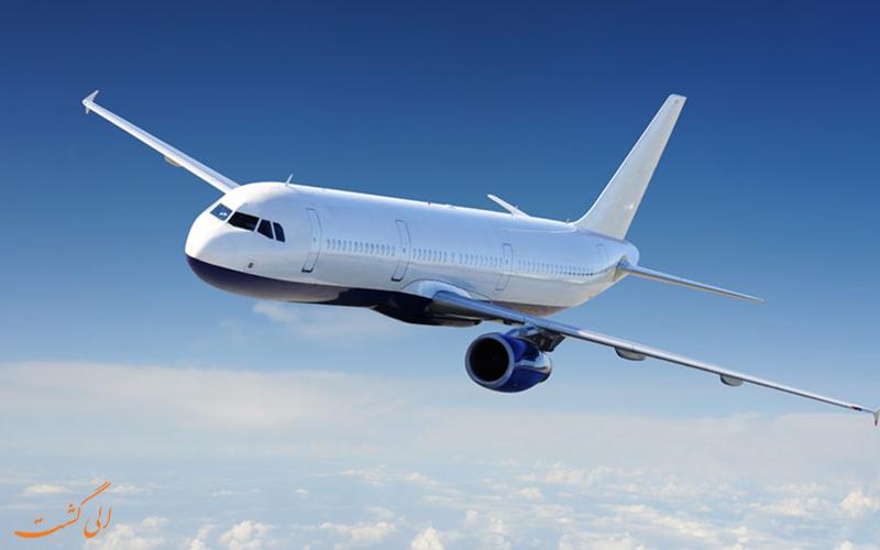 رنگ هواپیما