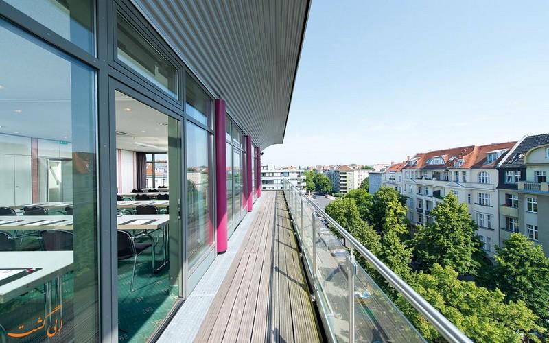 هتل لئوناردو سیتی وست برلین