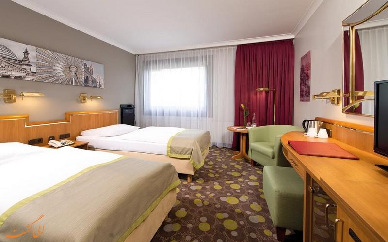 هتل 4 ستاره لئوناردو سیتی وست