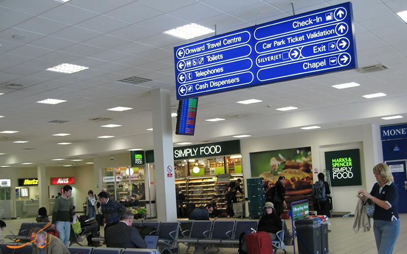 اطلاعات فرودگاه بین المللی لوتون
