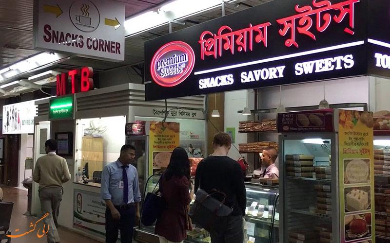 راه های دسترسی به فرودگاه بین المللی داکا