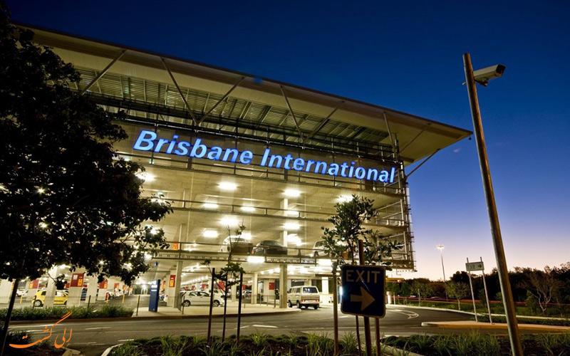 اطلاعات فرودگاه بین المللی بریزبن