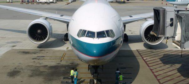 مراحل آماده شدن هواپیما قبل از پرواز
