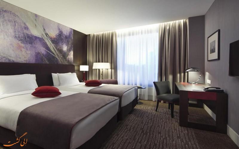 هتل دابلتری هیلتون