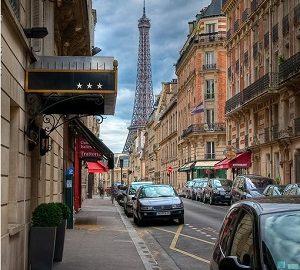 هتل الیزه یونیون پاریس