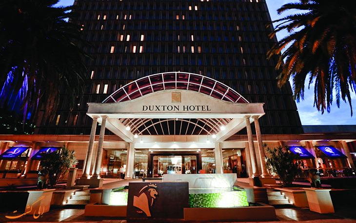 هتل داکستون