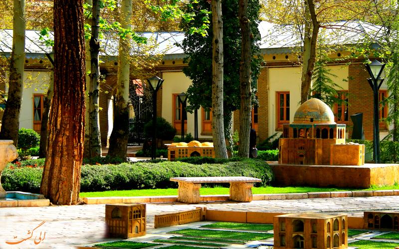 ماکت های باغ موزه هنر