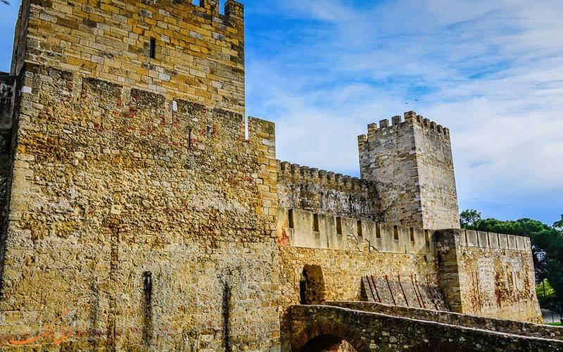 تاریخچه قلعه سائو جورج