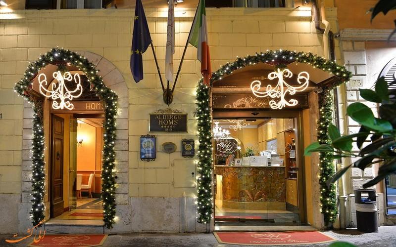 هتل همس در رم