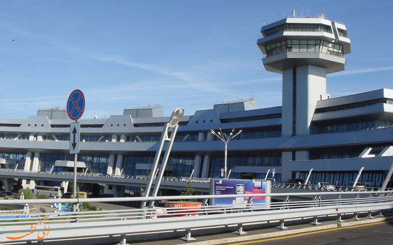 معرفی فرودگاه بین المللی مینسک