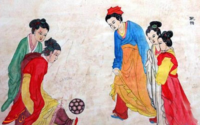 فوتبال چینی