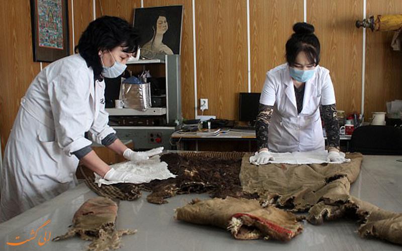 مومیای 1500 ساله