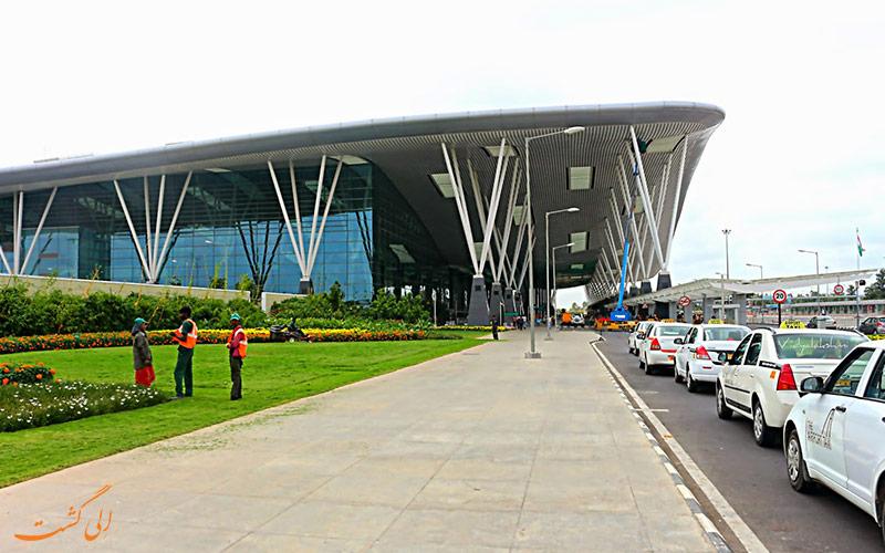 راه های دسترسی به فرودگاه بین المللی بنگلور