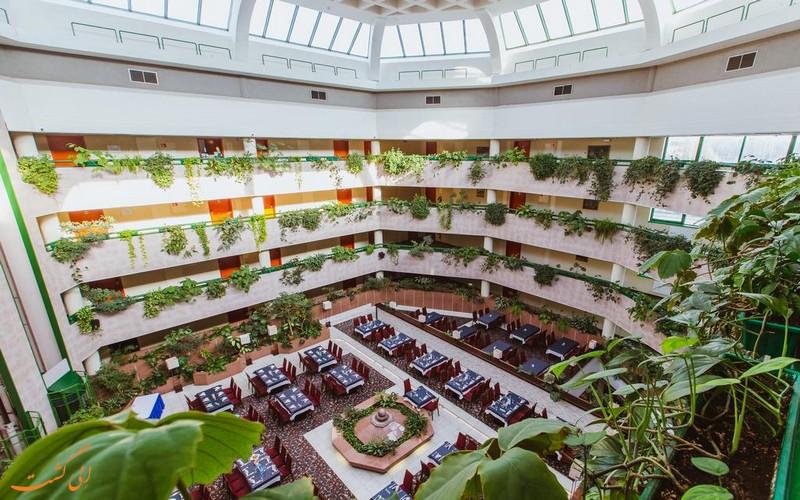 هتل هالیدی این مسکو در وینوگرادو