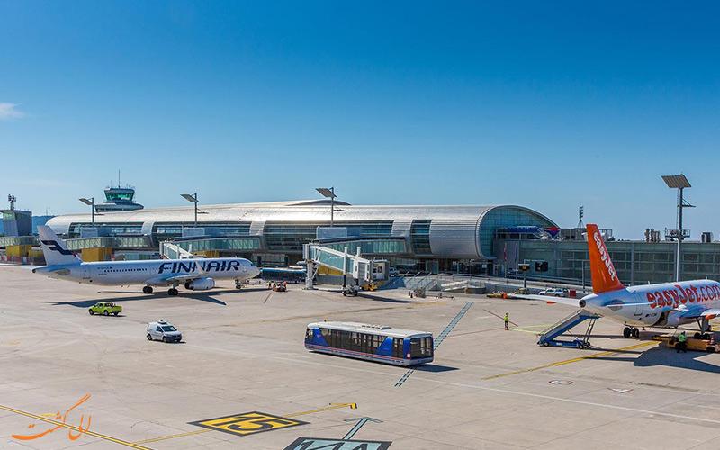 اطلاعات فرودگاه بین المللی دوبرونیک
