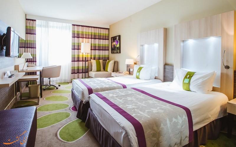 هتل هالیدی این مسکو