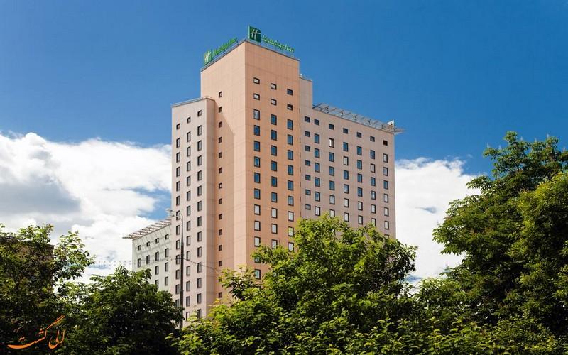 هتل هالیدی این سوسچوسکای در مسکو
