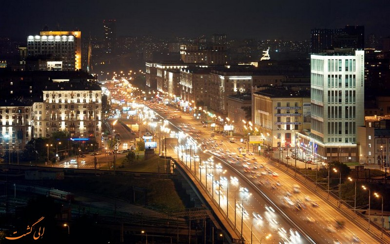 هالیدی این سوسچوسکای در مسکو