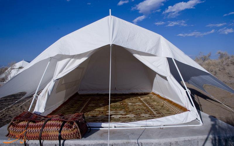 چادرهای مجموعه