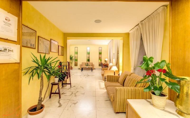 هتل میلانی در رم