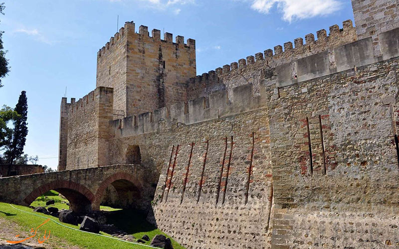 برج و باروهای قلعه سائو جورج
