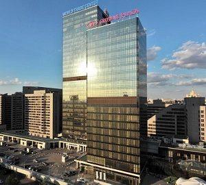 هتل کرون پلازا مسکو