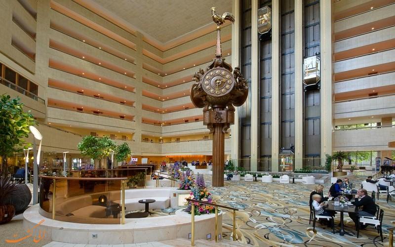 هتل کرون پلازا در مسکو