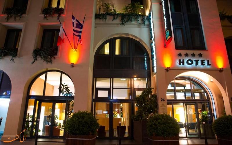 هتل اپرا کادت پاریس
