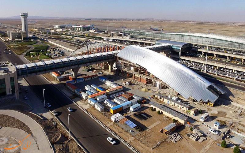تعطیلی فرودگاه امام در 14 خرداد