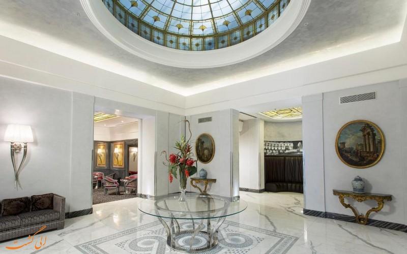 هتل ارتمید در رم