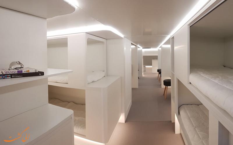 هواپیماهای مناسب برای سفرهای طولانی مدت