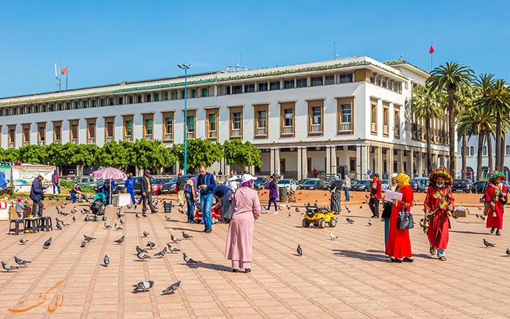 کازابلانکا مراکش