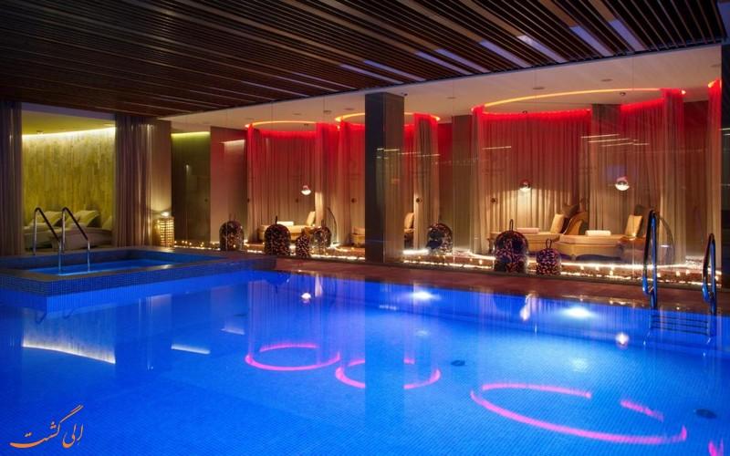 هتل 4 ستاره دابلتری هیلتون