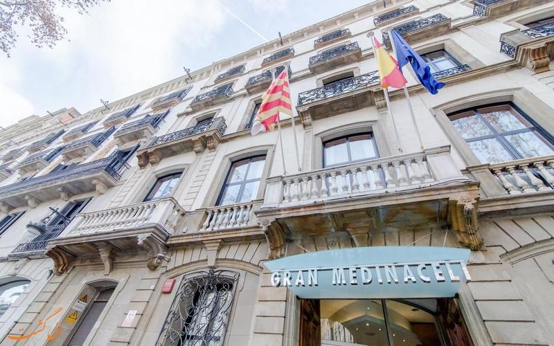 هتل مدیناسلی بارسلونا