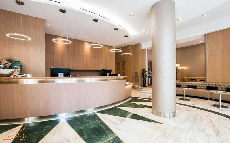 هتل گتیکو بارسلونا