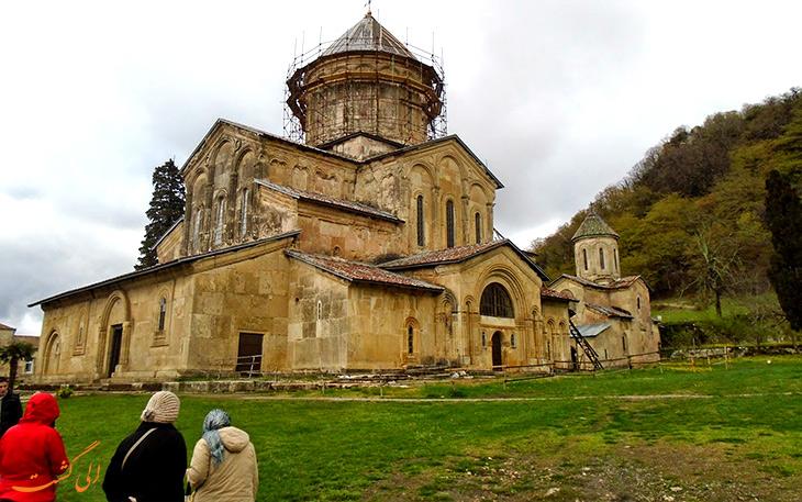 صومعه تاریخی گلاتی در گرجستان