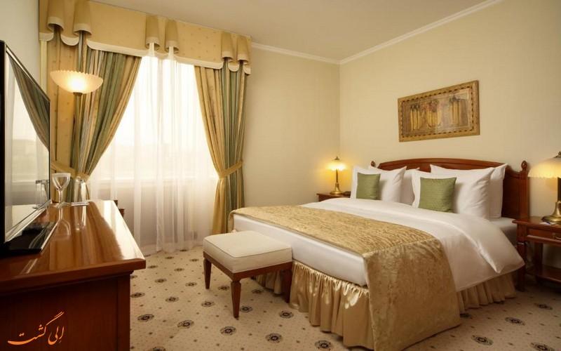 هتل رادیسون مسکو