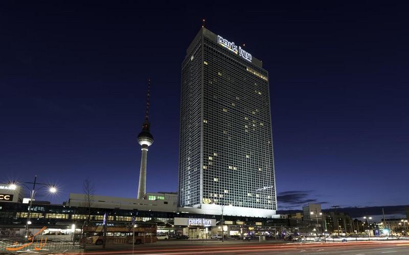 هتل پارک این برلین الکساندر